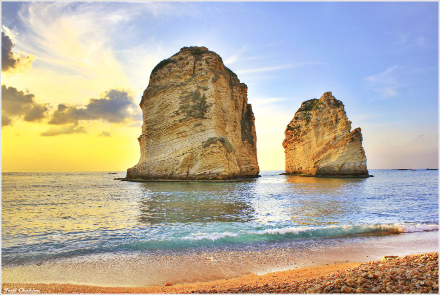 I Shoot Landscapes From My Country Lebanon