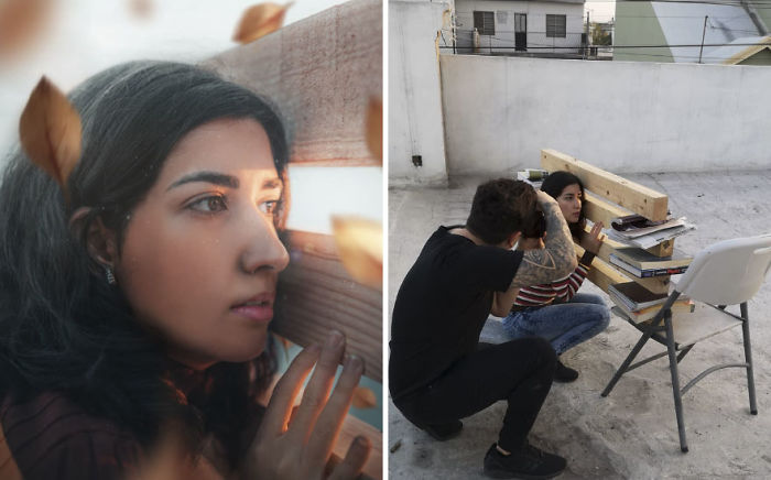 Mexican Photographer Shows The Magic Behind The Perfect Instagram Photos