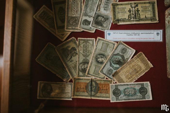 Greek Bank-Notes From 1941-1944