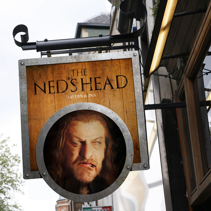 Game Of Thrones: The Ned's Head
