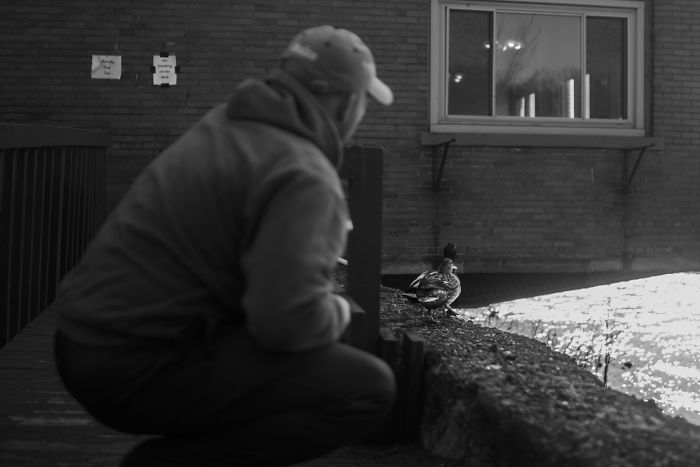 One Day With Homeless