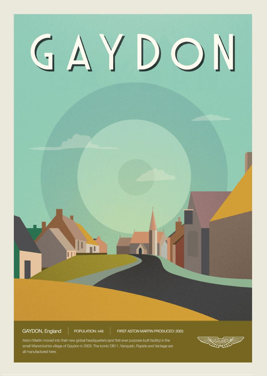 Aston Martin - Gaydon, England
