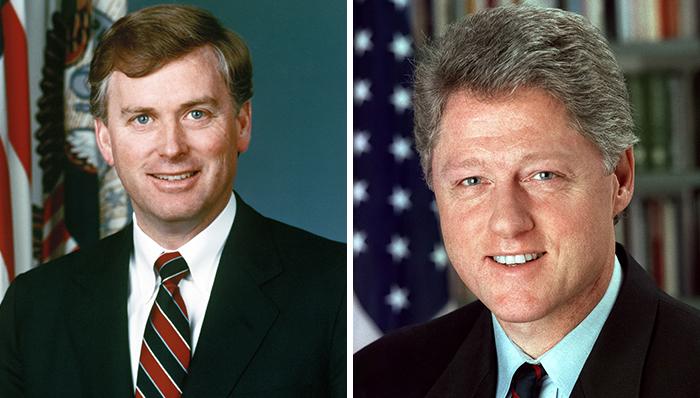 Bill Clinton on Dan Quayle