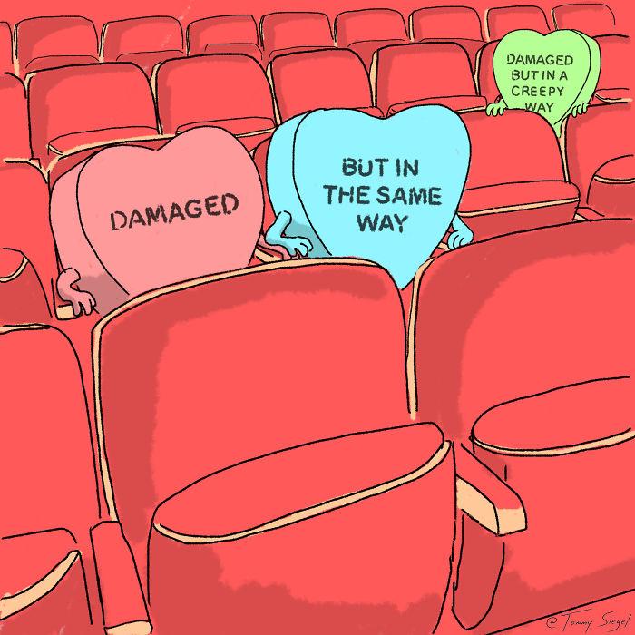 Candy Hearts (A Comics Series I'm Doing!)