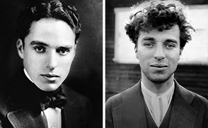 It's Charlie Chaplin's 130th Birthday, So Here Are 12 Portraits Of The Comic Without His Iconic Mustache And Hat