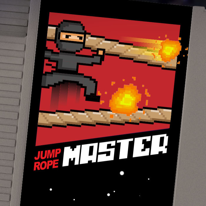 We've Re-Imagined Classic Childhood Pastimes As Retro 8-Bit Video Games
