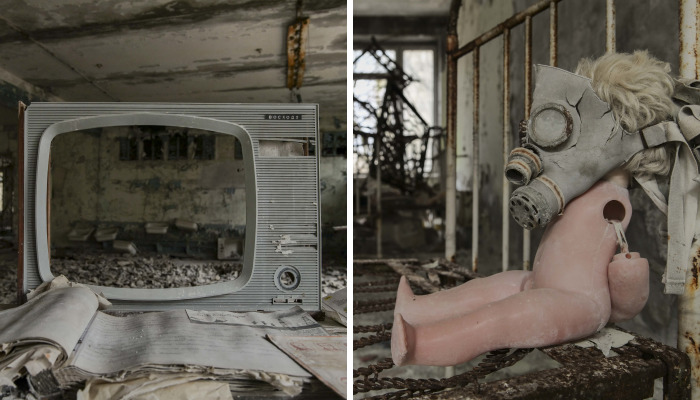 I Photographed Cities Of Chernobyl And Pripyat 33 Years After The Disaster