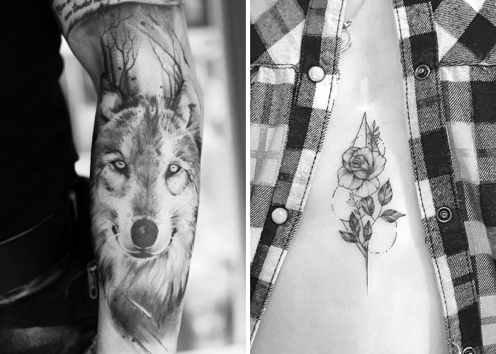 I Went To This Tattoo Artist From Lublin, Poland, And Fell In Love With Her Work