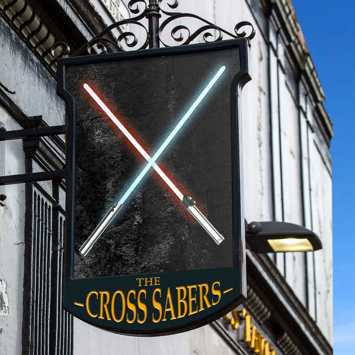 Star Wars: The Cross Sabers