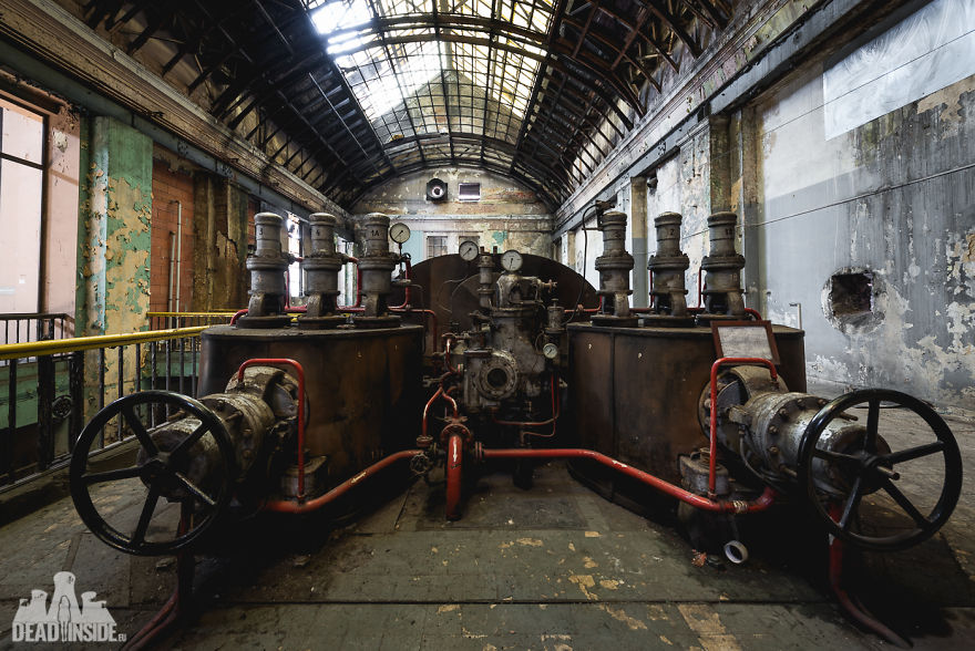 I Visited One Of The Biggest Abandoned Power Plant In Poland