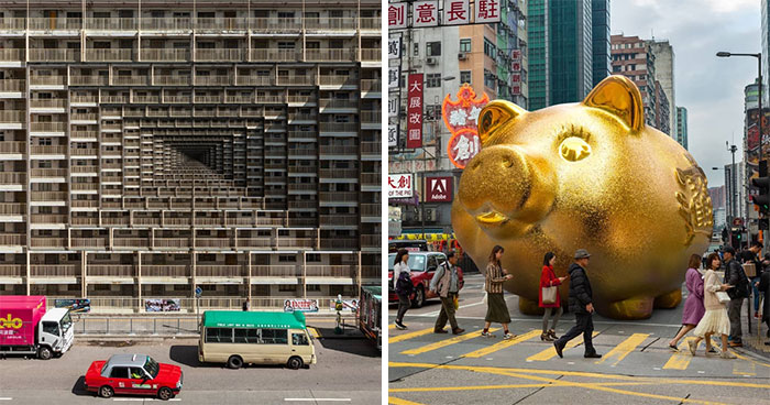 Tommy Fung's Surreal Hong Kong