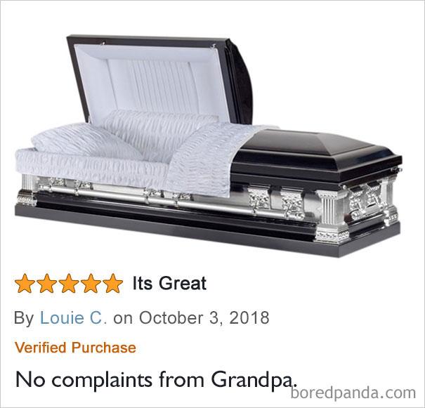 No Complaints