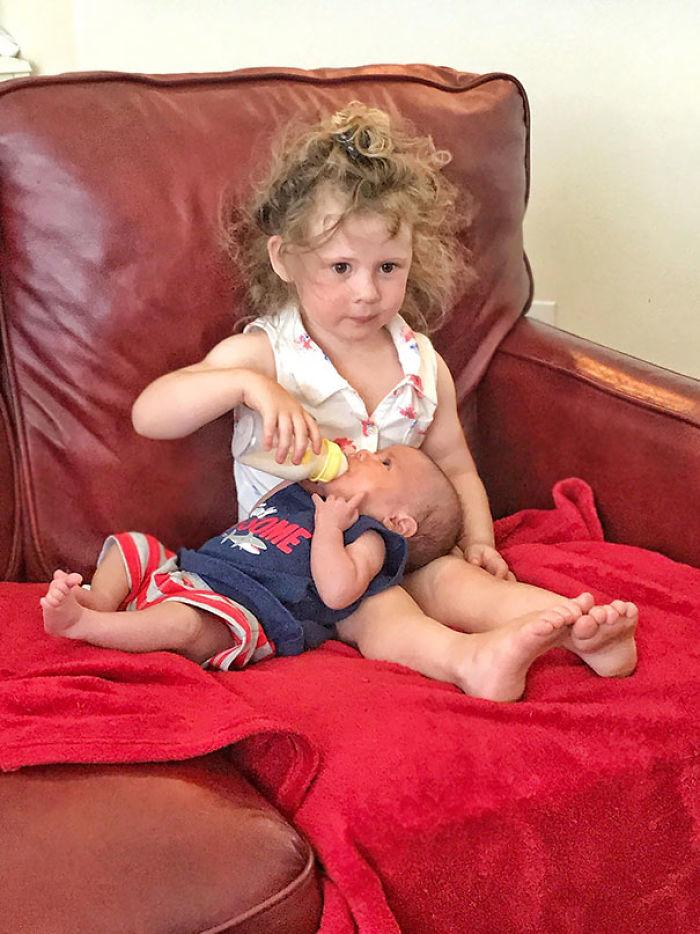 Mi hija parece una madre que lamenta sus decisiones vitales