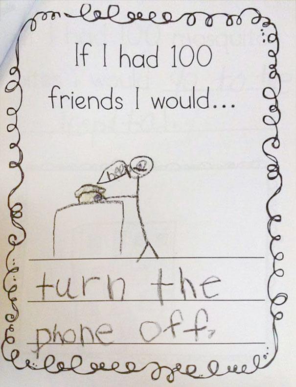 My Kid Is Sharp