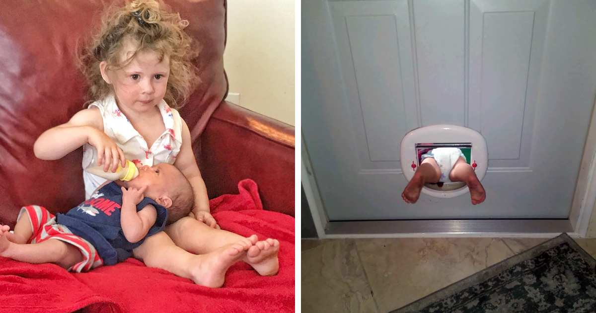 72 Times Kids Were The Funniest