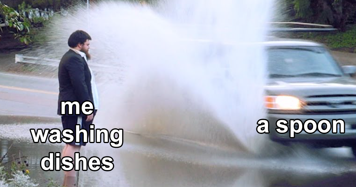 30 Of The Best Cleaning Memes