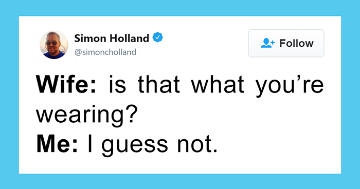 30 Hilarious Tweets That Show What Marriage Is All About