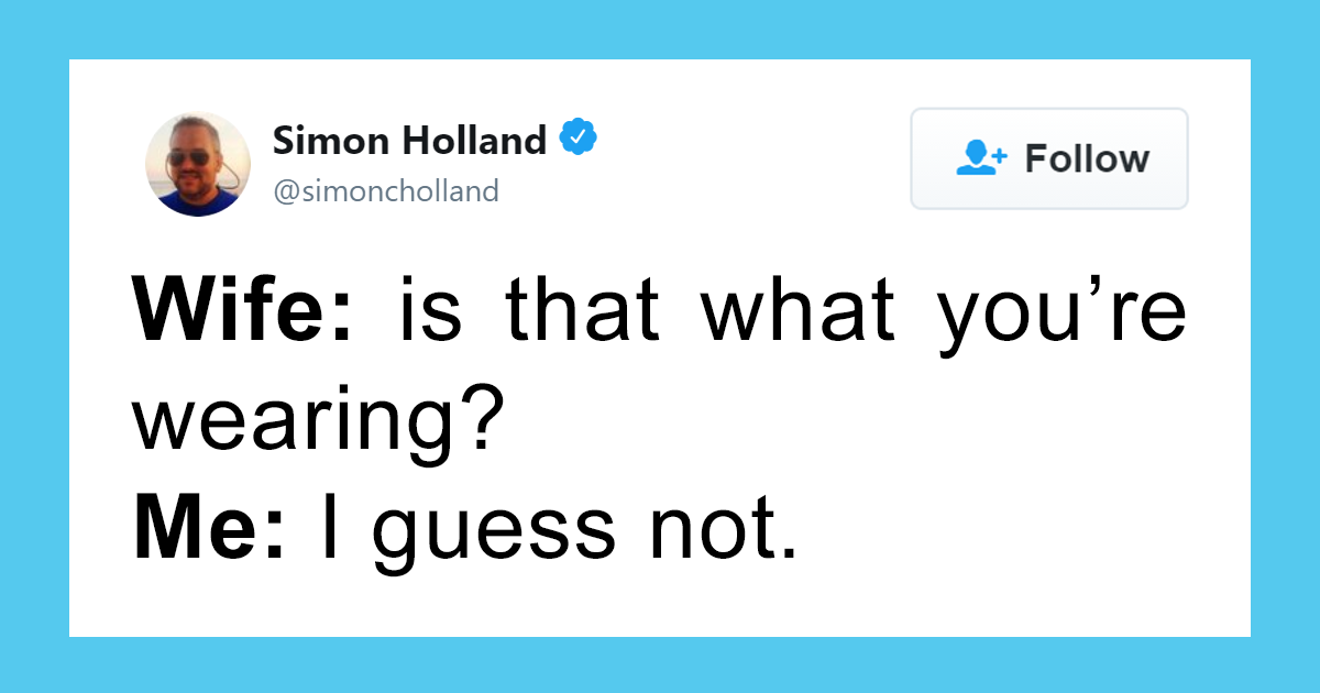 60 Hilarious Tweets That Show What Marriage Is All About