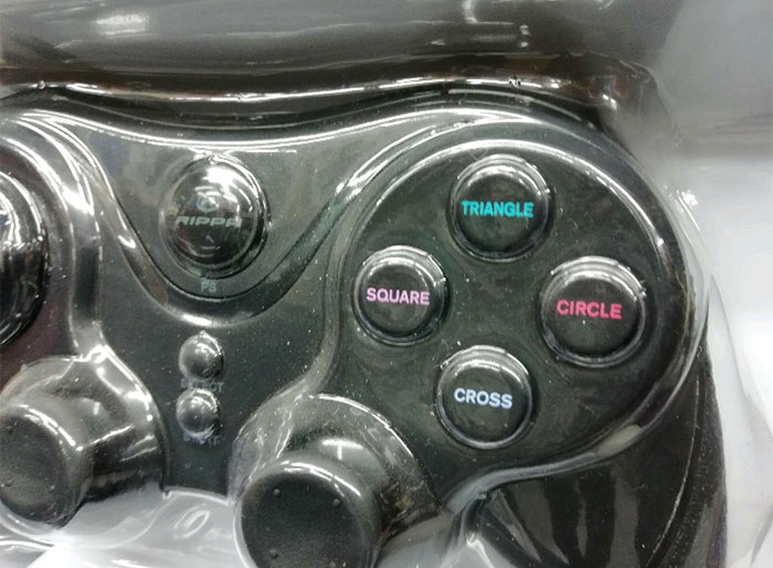 "This ""Playstation Controller"""