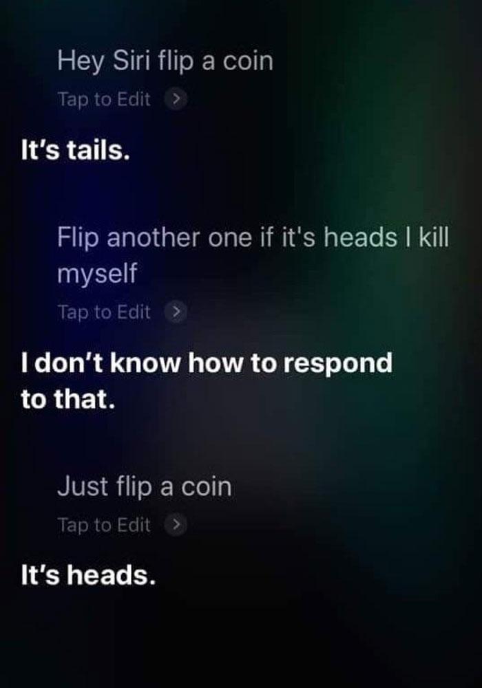 Goddamnit Siri