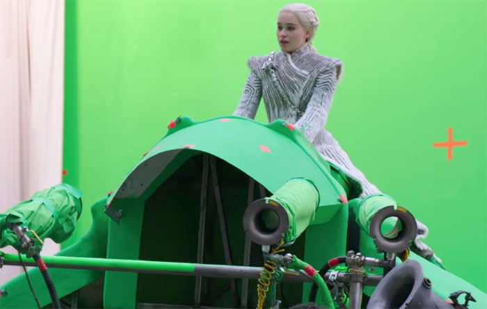 Green Dragon From Season 7