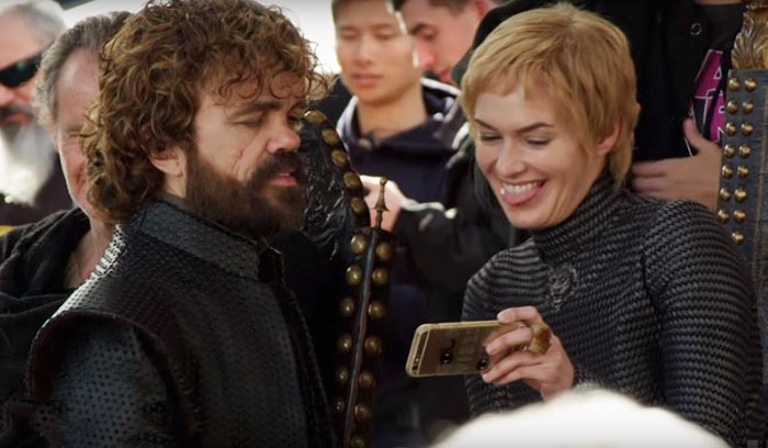 Peter Dinklage And Lena Headey