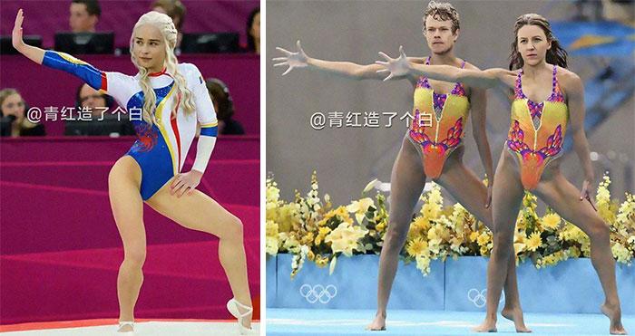 Las Olimpiadas de Juego de Tronos son pura comedia