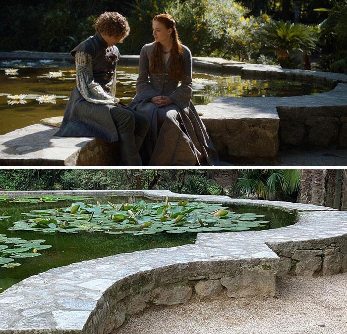 Trsteno Arboretum, Croatia - King's Landing