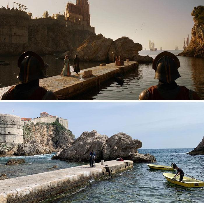 Dubrovnik, Croatia - King's Landing