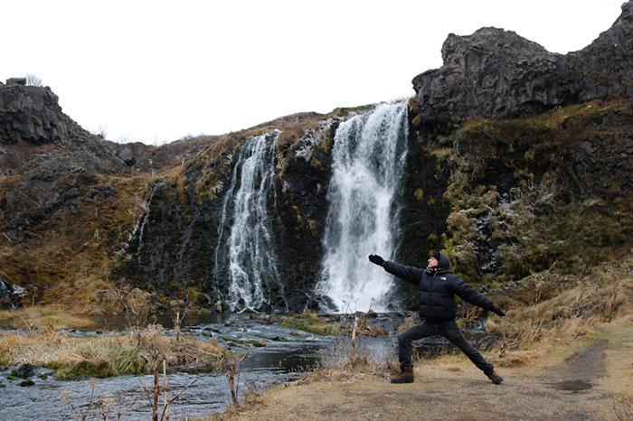 Arya's Waterfall – Gjain Valley, Iceland