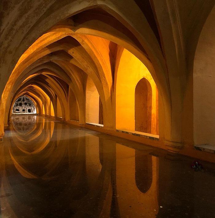Game Of Thrones, Season 5, Dorne Shot In Real Alcázar De Sevilla, Spain