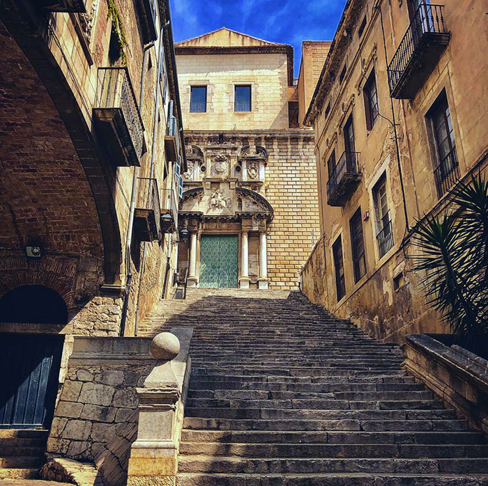 Game Of Thrones Filming Location In Girona, Spain