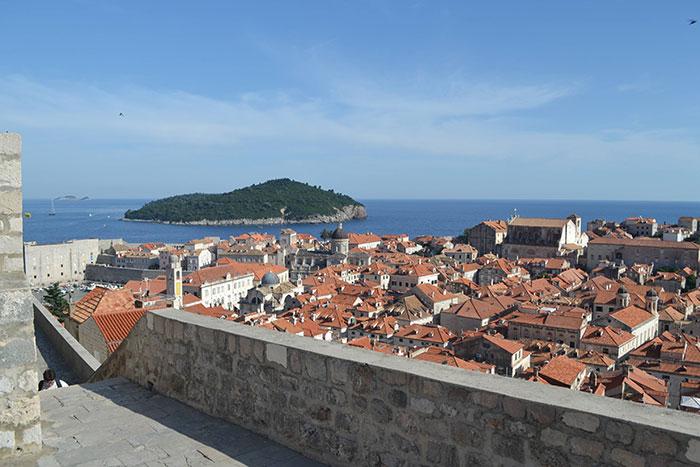 Dubrovnik, Croatia Where Game Of Thrones Are Filmed