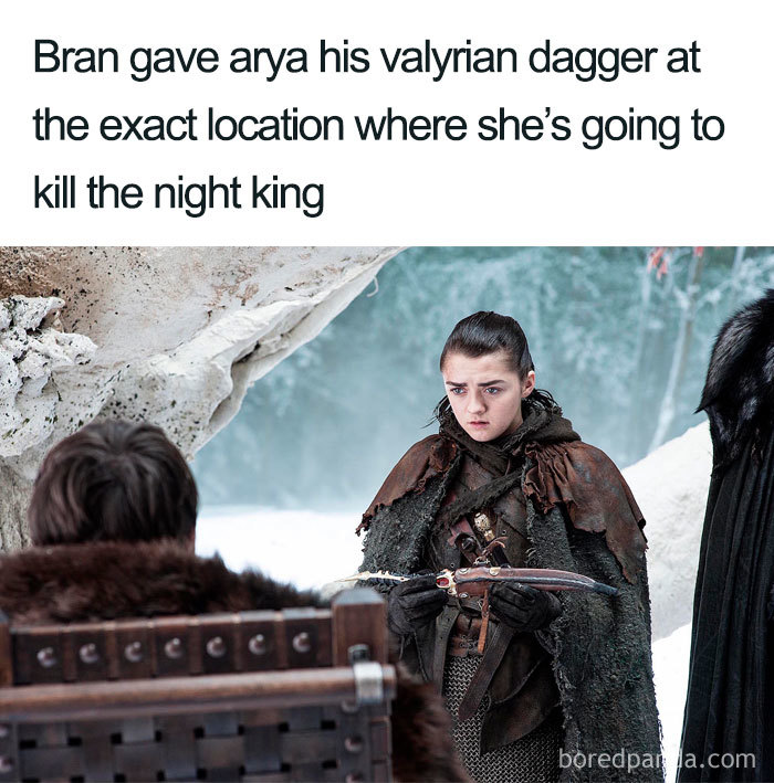 45 Best Memes From The Game Of Thrones Season 8, Episode 3 (Spoilers)