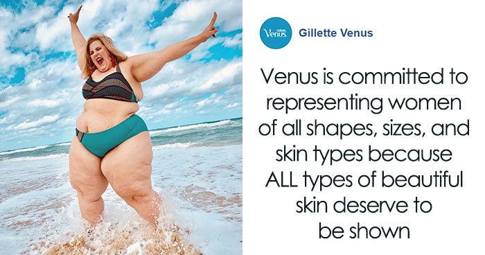 Gillette's New Ad Of A Model In A Bikini Gets Controversial Reactions
