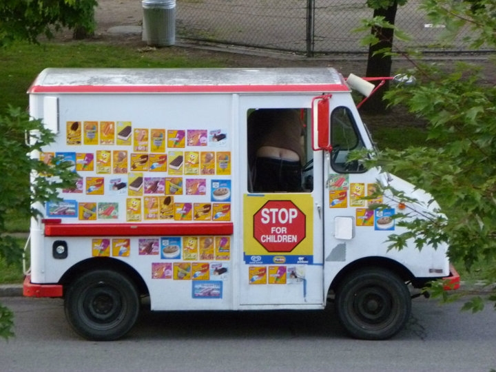 The Infectious & Sometimes Annoying Appeal Of Ice Cream Truck Music