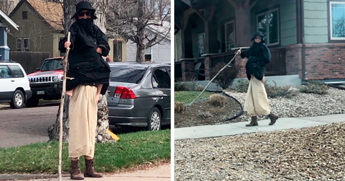 These Two Kids 'Fooled' Everyone With The Classic 'Two Kids In A Trench Coat' Prank