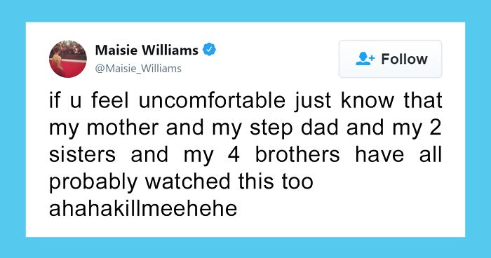8 Times Maisie Williams Made Us Laugh