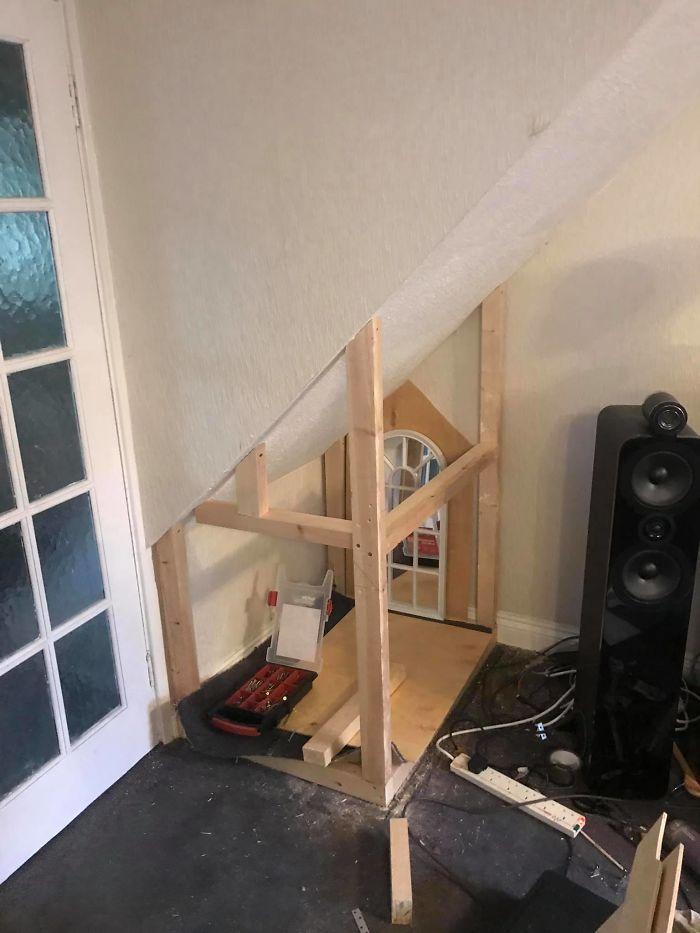 Built A Boudoir