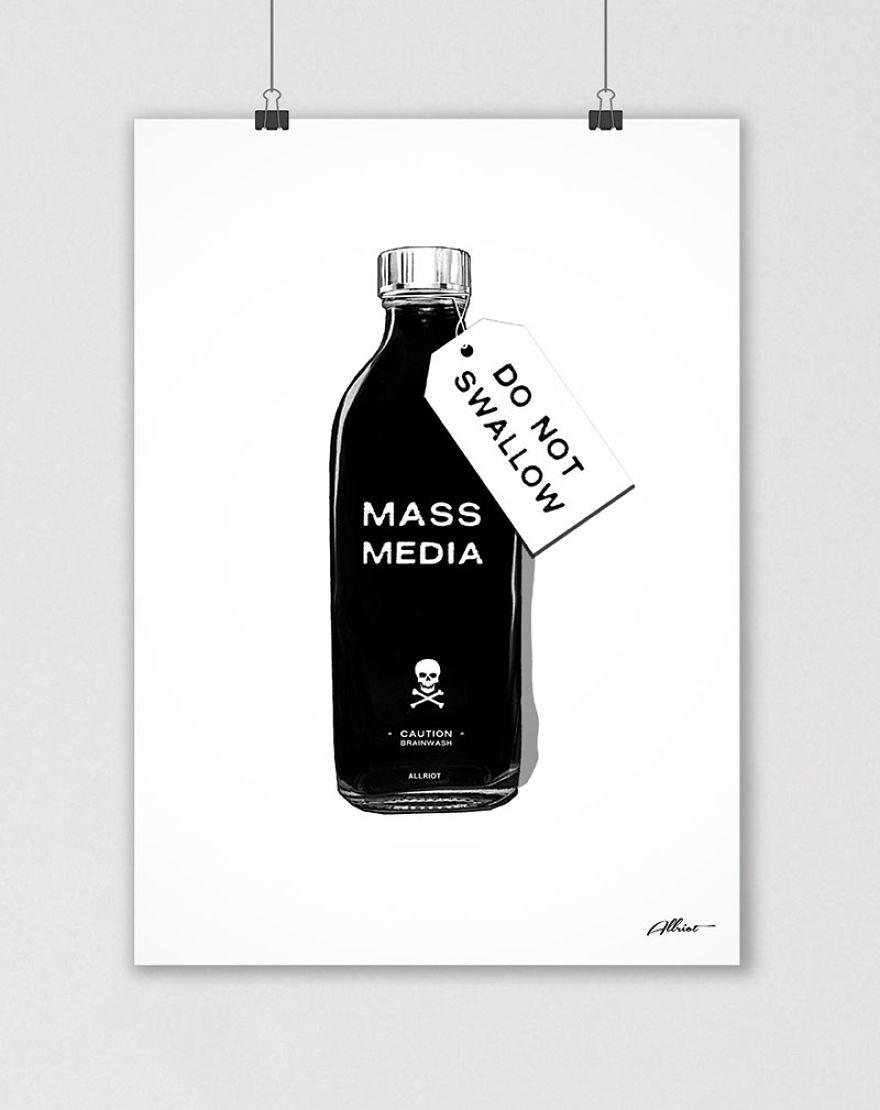 Mass Media - Do Not Swallow