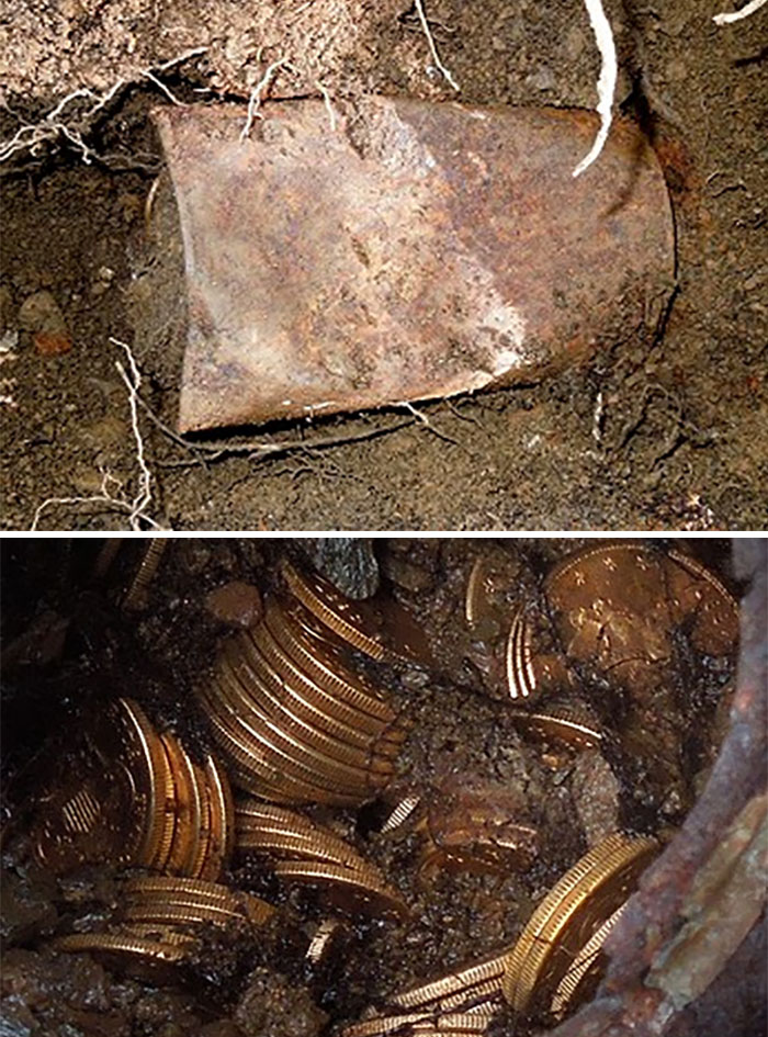 Treasure Worth $10 Million Was Found, Yet Nobody Knows Who It Belonged To