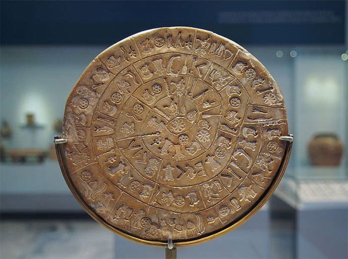 Nobody Can Understand What This Phaistos Disc Reads