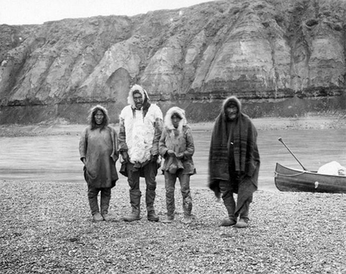 In 1930, An Entire Population Of An Inuit Village In Canada Vanished