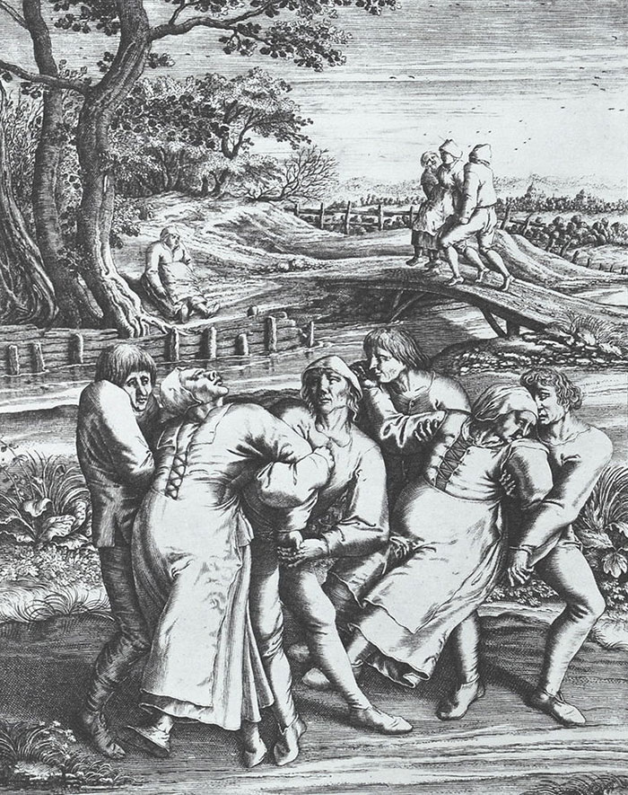 "A Mysterious ""Dancing Plague"" That Made People Dance To Their Death"