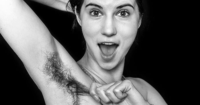 Natural Beauty Photo Series Challenges Restricting Female Body Hair Standards -8180