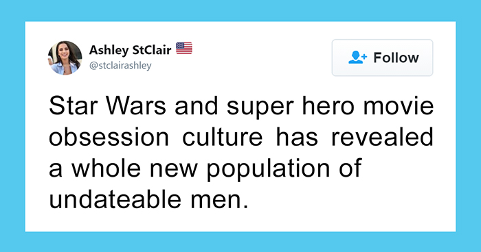 Someone Tweets About Super Hero Fans Being Undateable, So This Woman Reveals The Toxicity Surrounding Men