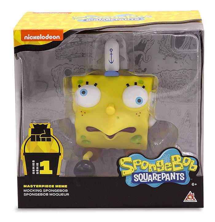 Nickelodeon Celebrates 20 Years Of SpongeBob With Meme