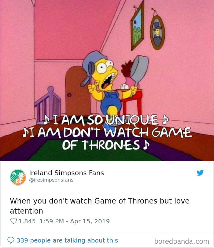 Don't Watch Got Meme