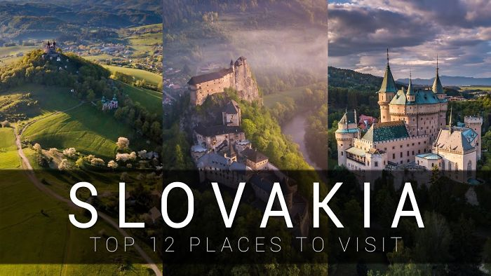Slovakia – Top 12 Places You Need To See