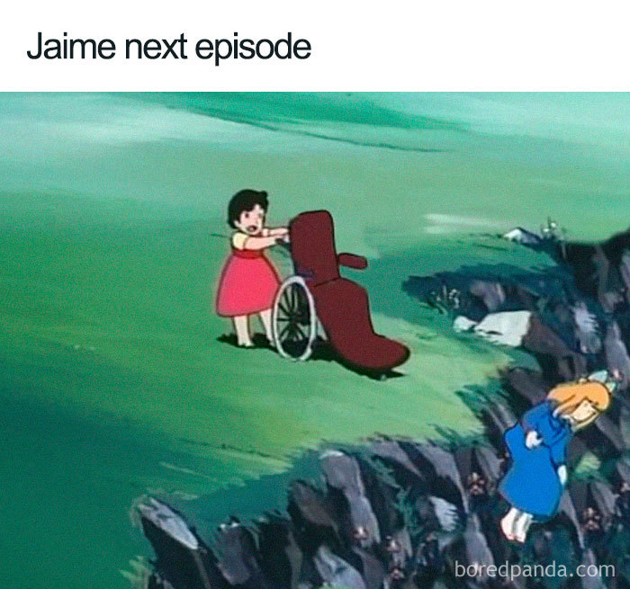 30 Hilarious Memes From The Game Of Thrones Season 8